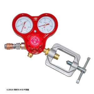 (カプラ付)アセチレン調整器 逆火防止器付「SG-4-GV」 阪口製作所|w-shop-wakaba