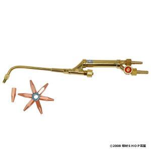 中型溶接器 火口付「WT-02-H」 阪口製作所|w-shop-wakaba