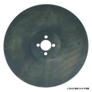 メタルソー「HSS300×2.5×31.8×P6」 大同興業|w-shop-wakaba