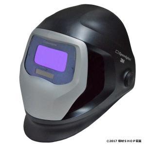 液晶自動遮光面/スピードグラス「9100V-501805」 3M|w-shop-wakaba