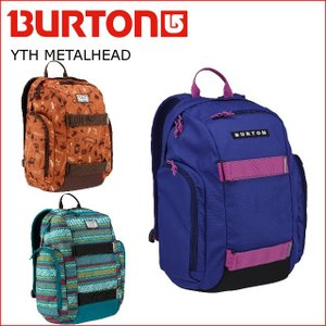 BURTON バートン キッズ バックパック Youth Metalhead Backpack 18L 1365910|w-village