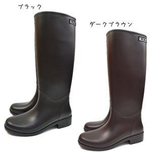 【レディース長靴】a.v.v アーヴェヴェ ロング丈レインブーツ AVV4056|w-village|02