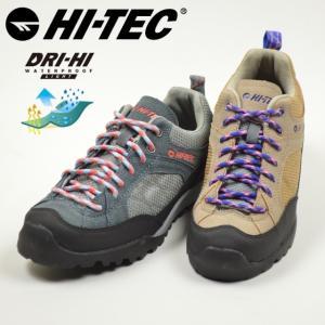 HI-TEC ハイテック レディース アウトドア スニーカー HKW05|w-village