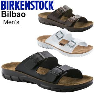 ビルケンシュトック サンダル メンズ BIRKENSTOCK Bilbao ビルバオ コンフォートサンダル シューズ 男性 GP520791/GP520801/GP520781 正規品/BILBAO|w-w-m