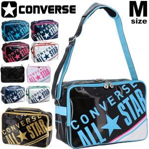 エナメルバッグ   ショルダーバッグ CONVERSE コンバース バッグ ALL STAR スポーツバッグ/C1612053|w-w-m