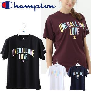 Tシャツ 半袖 レディース チャンピオン champion E-MOTION プラクティスシャツ バスケットボール 女性用 練習 トレーニング 部活/CW-MB328|w-w-m