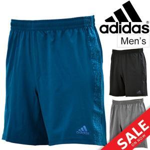 ランニングパンツ メンズ アディダス adidas Snova エスノバ リフレクトショーツ 7インチ ショートパンツ マラソン ジョギング トレーニング ジム 男性/EMG51|w-w-m