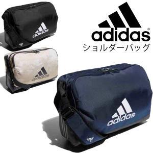 ショルダーバッグ アディダス adidas EPS スポーツバッグ Mサイズ/メンズ レディース 学生 部活 通学 ジム 通勤 ロゴ かばん 斜めがけ 肩掛け 鞄/ETX09|w-w-m