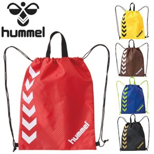ナップサック メンズ レディース キッズ ジュニア hummel ヒュンメル ジムサック スポーツバッグ/HFB7082|w-w-m
