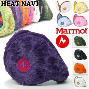 マーモット Marmot イヤーウォーマー イヤーマフラー 耳あて  アウトドア MJA-F3356 防寒  MJA-F3356|w-w-m