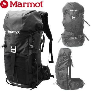 マーモット Marmot バックパック ザック リュックサック/メンズ アウトドア Kar30 カール30/MJB-S5301|w-w-m