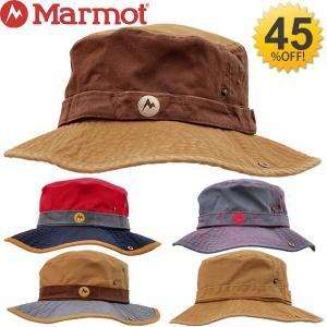 マーモット Beacon Hat ビーコン ハット Marmot  帽子 メンズ ユニセックス  アウトドア コットン ツバ広タイプ  正規品 ユニセックス/MJH-S5321|w-w-m