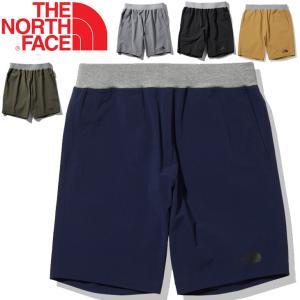 ショートパンツ メンズ/ザノースフェイス THE NORTH FACE トレーニング リブショーツ/ランニング フィットネス ジム アウトドア/NB91784 w-w-m