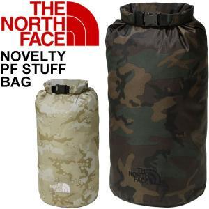 スタッフバッグ ザノースフェイス THE NORTH FACE ナイロンバッグ 9L ロール式 バッグインバッグ アウトドア 小物 収納  正規品 Novelty PF Stuff Bag /NM61727|w-w-m