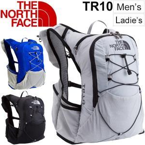 トレイルランニングパック バックパック TR10 メンズ レディース/ザノースフェイス THE NORTH FACE ティーアール10 ベストタイプ 12L/ハイドレーション/NM61759|w-w-m