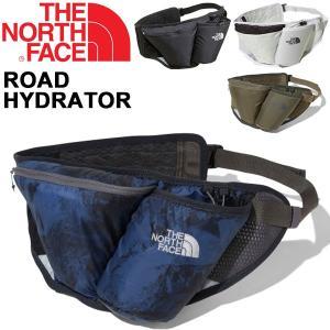 ウエストバッグ ボトルポーチ THE NORTH FACE ロードハイドレイター ザノースフェイス ランニング トレイルラン ポーチ アウトドアバッグ/NM61822|w-w-m
