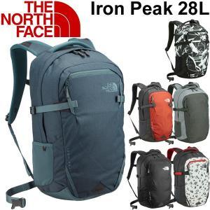バックパック デイパック メンズ レディース ザ ノースフェイス THE NORTH FACE アイアンピーク 28L リュックサック 正規品/NM71652|w-w-m