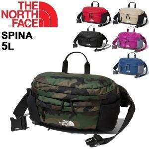 ウエストバッグ ノースフェイス THE NORTH FACE スピナ SPINA/アウトドアバッグ 5L メンズ レディース ウエストポーチ キャンプ /NM71800|w-w-m