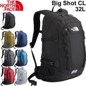 バックパック メンズ レディース ザノースフェイス THE NORTH FACE ビッグショット クラシック BIG SHOT CL 32L/リュックサック デイパック アウトドア/NM71861|w-w-m