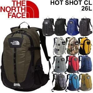 バックパック メンズ レディース ザノースフェイス THE NORTH FACE ホットショット クラシック Hot Shot CLL 26L/リュックサック デイパック/ NM71862|w-w-m