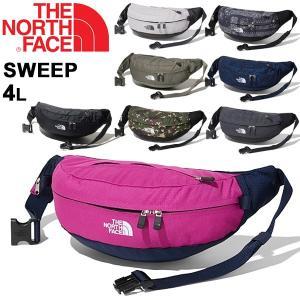 ウエストバッグ メンズ レディース バッグ ウエストポーチ ノースフェイス THE NORTH FACE スウィープ 4L/ NM71904|w-w-m