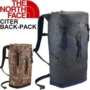 ザノースフェイス バックパック THE NORTH FACE サイター CITER 40L 鞄 カジュアルバッグ タウンユース PC収納 アウトドア かばん ザック/NM81450|w-w-m