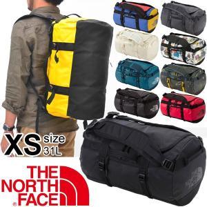 ダッフルバッグ THE NORTH FACE ベースキャンプ ザ・ノースフェイス BCシリーズ ボストンバッグ XSサイズ 31L バックパック 出張 鞄 正規品/NM81771|w-w-m