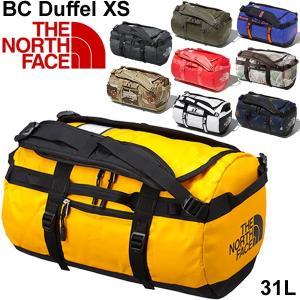 ダッフルバッグ THE NORTH FACE ベースキャンプ ノースフェイス BCシリーズ ボストンバッグ XS 31L バックパック アウトドア/ NM81816|w-w-m
