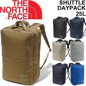 リュックサック バックパック THE NORTH FACE ノースフェイス シャトルデイパック 25L ナイロンバッグ Dパック カジュアル 通勤 通学 鞄 かばん/NM81863|w-w-m