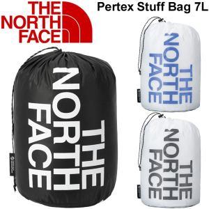 スタッフバッグ THE NORTH FACE ノースフェイス パーテックス スタッフバッグ 7L/パッキング用バッグ 小分け 収納袋 アウトドア 旅行 スポーツ 鞄/NM91650 w-w-m