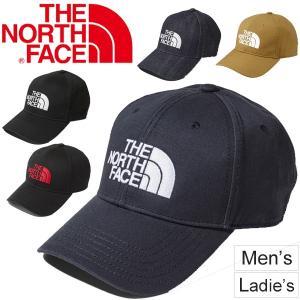 キャップ 帽子 メンズ レディース/THE NORTH FACE ザノースフェイス TNFロゴキャップ/アウトドア カジュアル アクセサリー 正規品 / NN01830|w-w-m