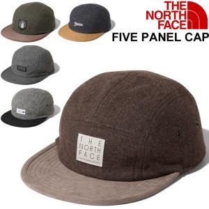 キャップ 帽子 メンズ レディース/ザノースフェイス THE NORTH FACE ファイブパネル キャップ/ウール ワンポイント カジュアル おしゃれ 男女兼用/NN41713|w-w-m