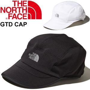 ランニングキャップ ノースフェイス THE NORTH FACE GTDキャップ 帽子 メンズ レディース ジョギング マラソン トレーニング UVケア/NN41771|w-w-m