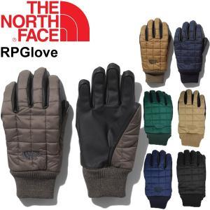 防寒グローブ 手袋 中わたグローブ メンズ レディース THE NORTH FACE ノースフェイス RP Glove アウトドア タウンユース 寒さ対策/ NN61616|w-w-m
