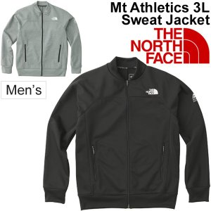 スウェット ジャケット メンズ ザノースフェイス THE NORTH FACE マウンテン アスレチックス 男性 トレーニング Mt.Athletics 3L Sweat Jacket 正規品/NP21785|w-w-m