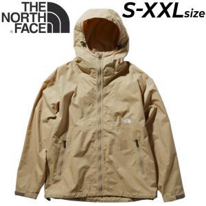 シェルジャケット メンズ THE NORTH FACE ノースフェイス コンパクトジャケット/アウトドアウェア 男性 アウター ウィンドジャケット 上着 収納袋付き/NP71830|w-w-m