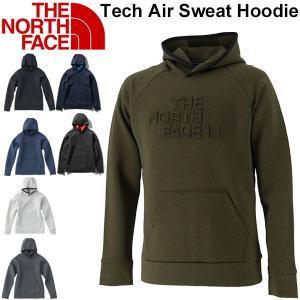 スウェット パーカー メンズ/THE NORTH FACE ザ・ノースフェイス テックエアー フーディ/男性/NT11880|w-w-m