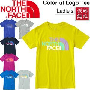 半袖 Tシャツ レディース ザ・ノースフェイス THE NORTH FACE アウトドア カジュアル ビッグロゴ 半そで シャツ 丸首 女性用  /NTW31601|w-w-m