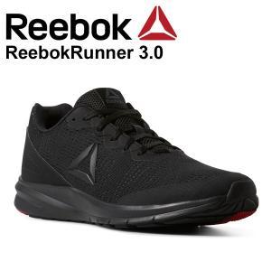 ランニングシューズ メンズ Reebok リーボック リーボックランナー 3.0 ジョギング トレーニング ウォーキング 2E相当 男性 CN6805 スニーカー 靴/ReebokRunner3|w-w-m