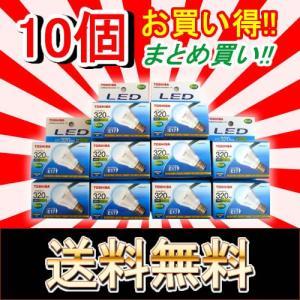 LED電球 E17昼白色東芝 LDA4N-E17【10個セット】 ミニクリプトン形4.3W 320lm|w-yutori