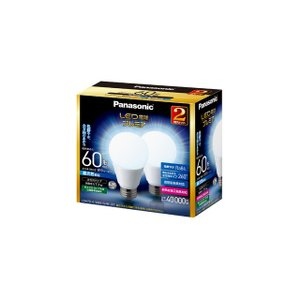 LED 電球 E26 パナソニック 60w 相当 プレミア 7.3W 昼光色相当  LDA7DGZ60ESW2T|w-yutori