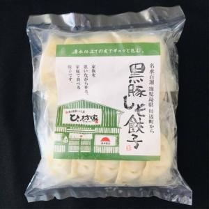 餃子 ギョウザ ぎょうざ しそ餃子 鹿児島  黒豚  ひぃ坊家餃子 20個 セット  5個×4パック...