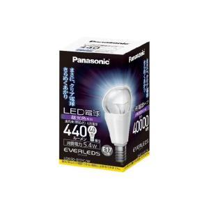 Panasonic  LED電球 小形電球 <クリア電球タイプ>  小形電球40W形相当(440 lm) 昼光色 5.4W LDA5DE17CW E17口金|w-yutori