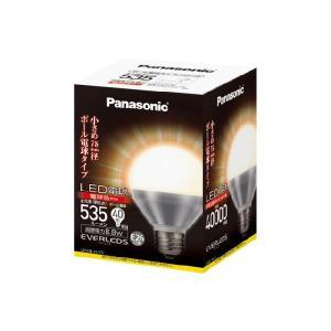LED電球 LDG9LH75 ボール形≪電球色相当≫パナソニック 8.8W E26口金  電球40W相当 535ルーメン 密閉型器具対応|w-yutori