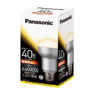 LED電球 5.0W 電球色相当 レフ電球40W形相当 100lm E26口金 LDR5LW パナソニック panasonic|w-yutori