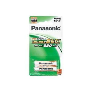 充電池 単4 ニッケル水素充電池 パナソニック エボルタ 2本パック お手軽モデル BK-4LLB/2B|w-yutori