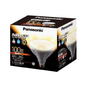 【送料無料】パナソニック LED電球 調光器対応 ハイビーム電球タイプ 100W形相当 散光型 電球色 660lm E26口金 LDR16LWDW|w-yutori