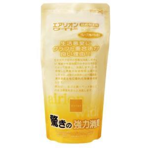 エアリオンワイド つめかえ用 消臭ジェル  東芝 2400(G)  グレープフルーツの香り 送料無料|w-yutori