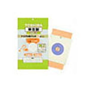 純正紙パック:東芝 掃除機専用紙パック 5枚入り VPF-6|w-yutori