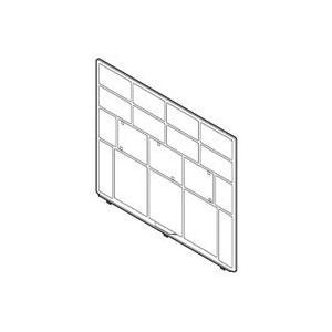 シャープ エアコン用 エアーフィルター(1枚)(205 337 0566)|w-yutori